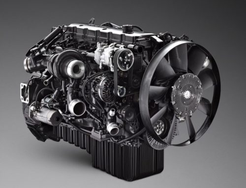 Scania's New engines