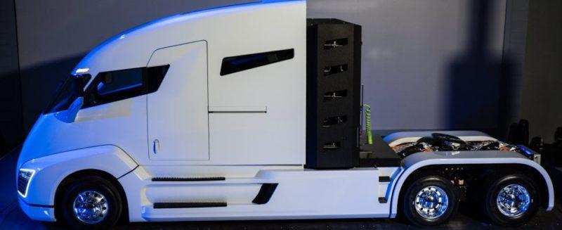 camion elettrico